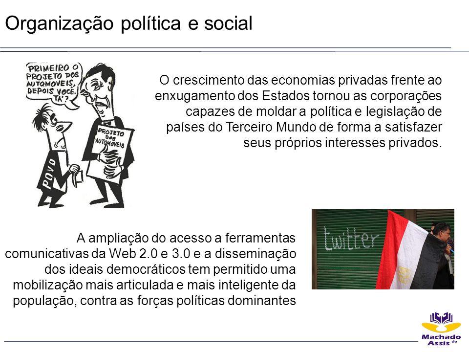 Organização política e social