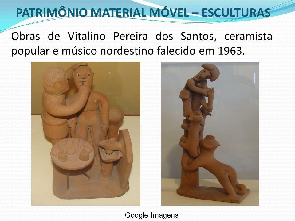 PATRIMÔNIO MATERIAL MÓVEL – ESCULTURAS