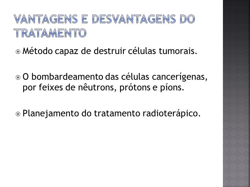 Vantagens e desvantagens do tratamento