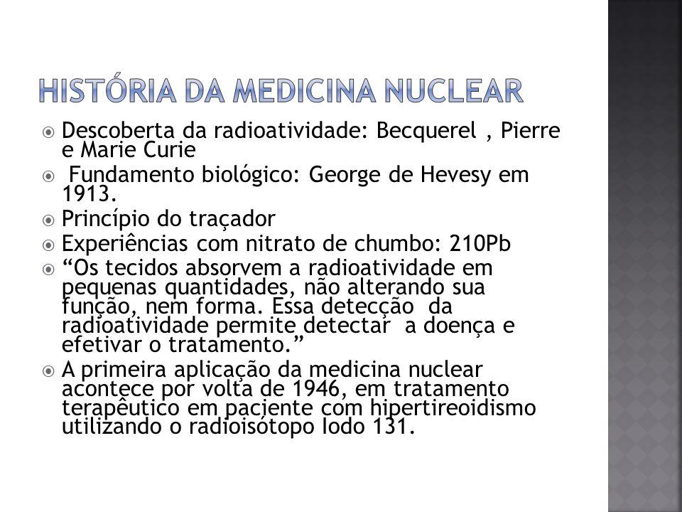 História da medicina nuclear