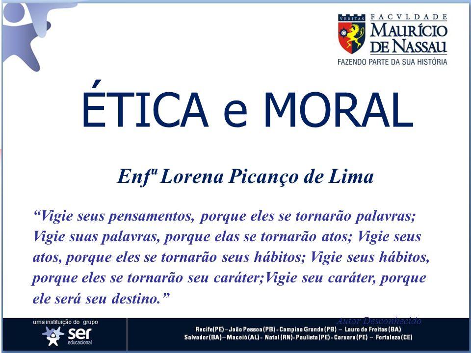 Enfª Lorena Picanço de Lima