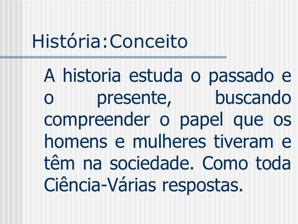 História:Conceito