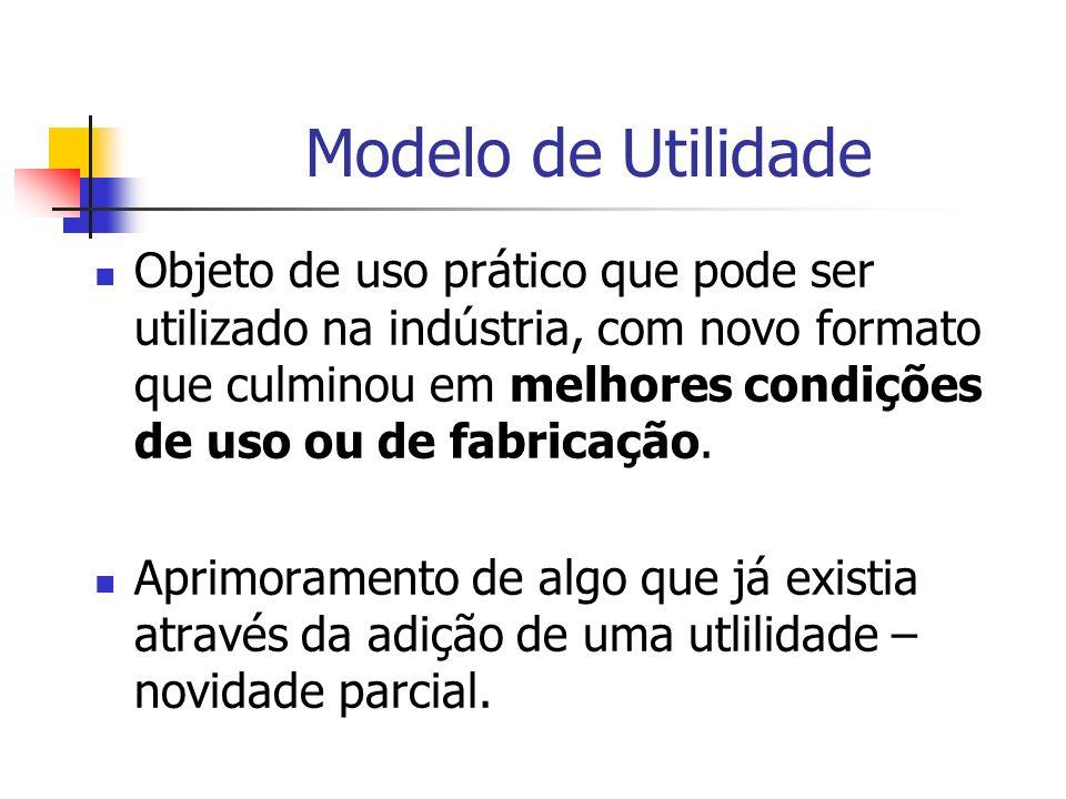 Modelo de Utilidade