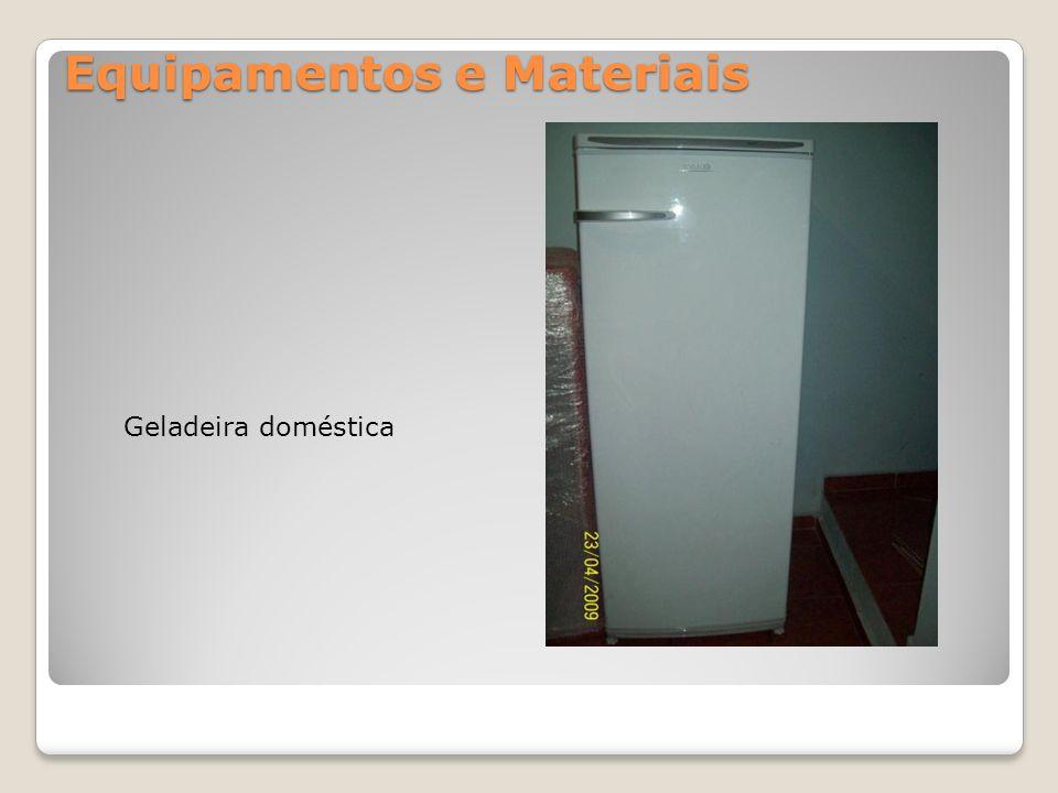 Equipamentos e Materiais