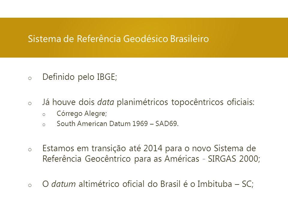 Sistema de Referência Geodésico Brasileiro