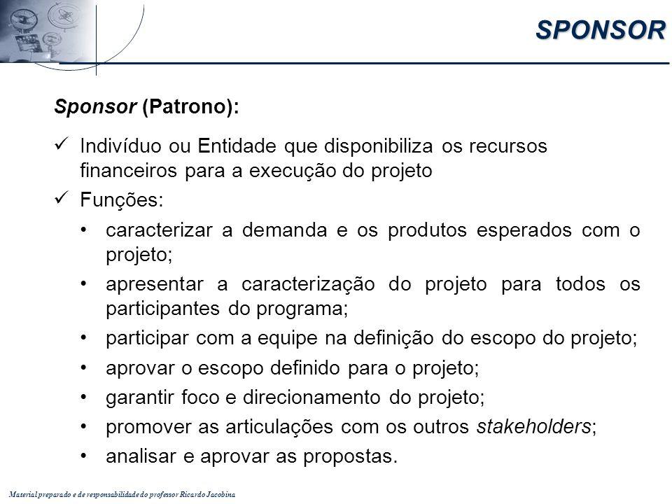 SPONSOR Sponsor (Patrono):