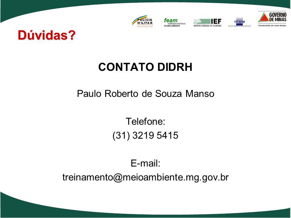 Paulo Roberto de Souza Manso