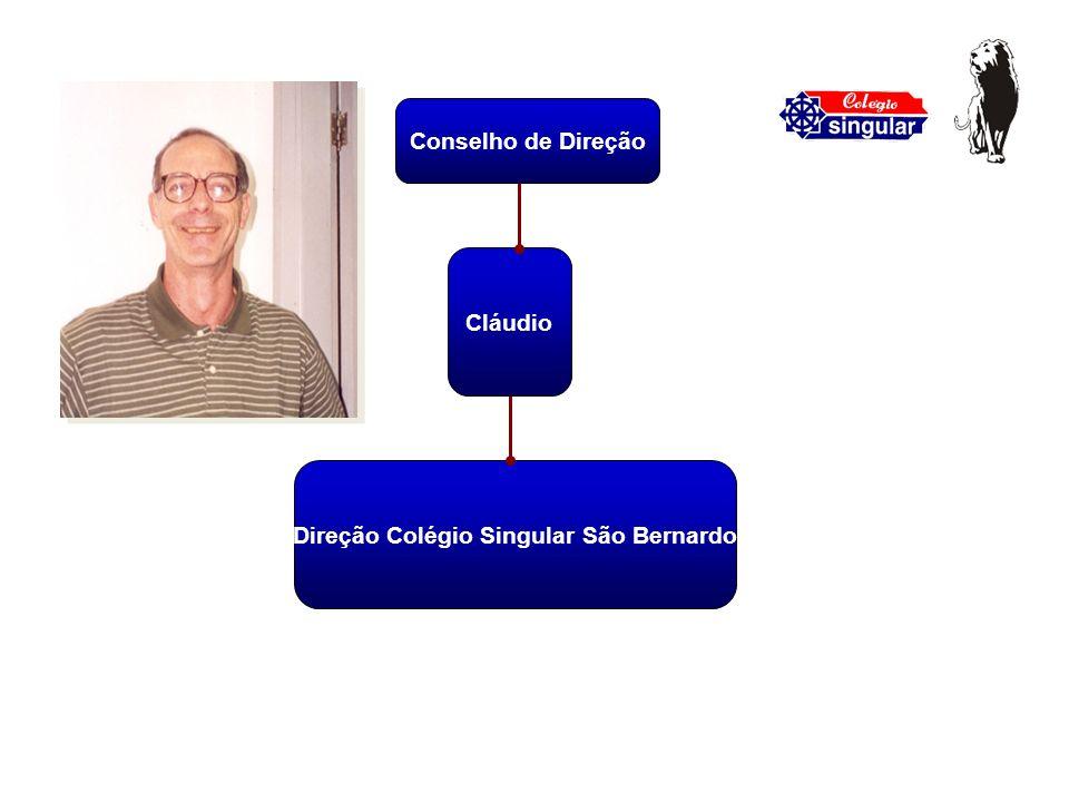 Direção Colégio Singular São Bernardo