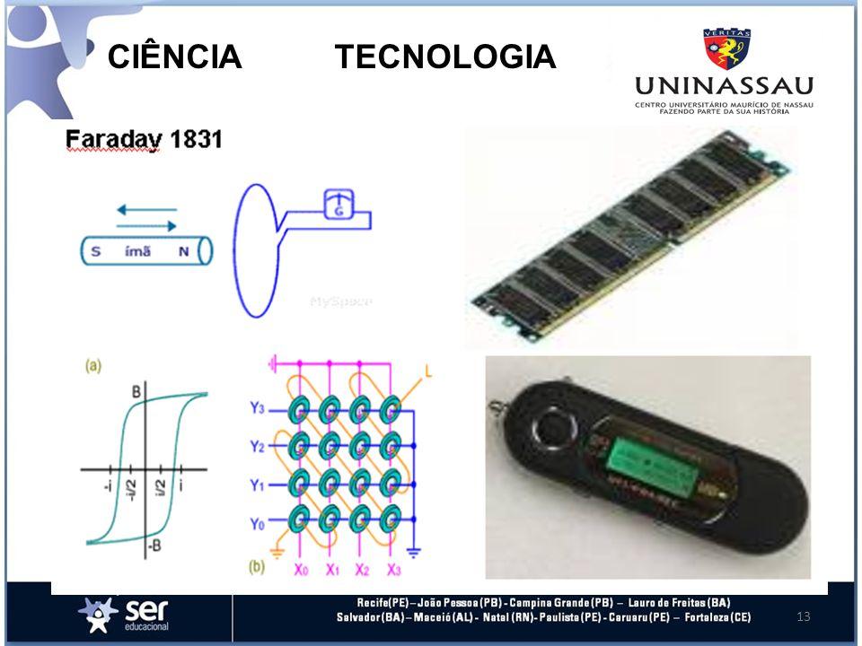 CIÊNCIA TECNOLOGIA Ciência é o estudo da tecnologia