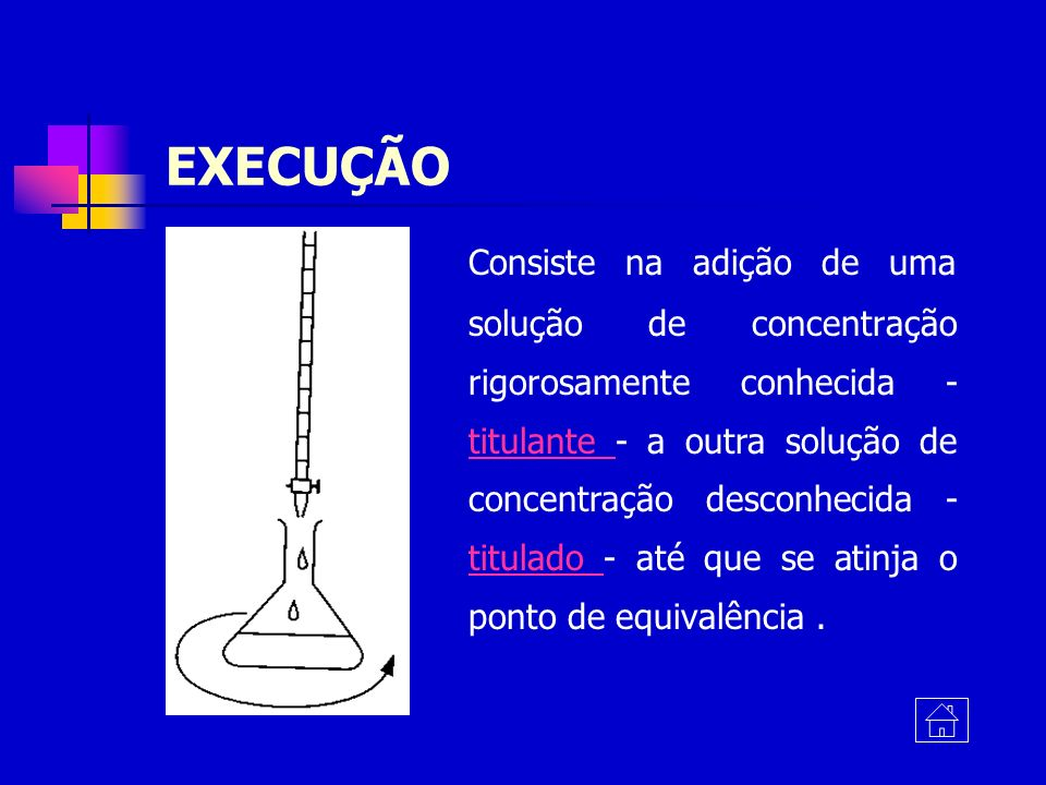 EXECUÇÃO