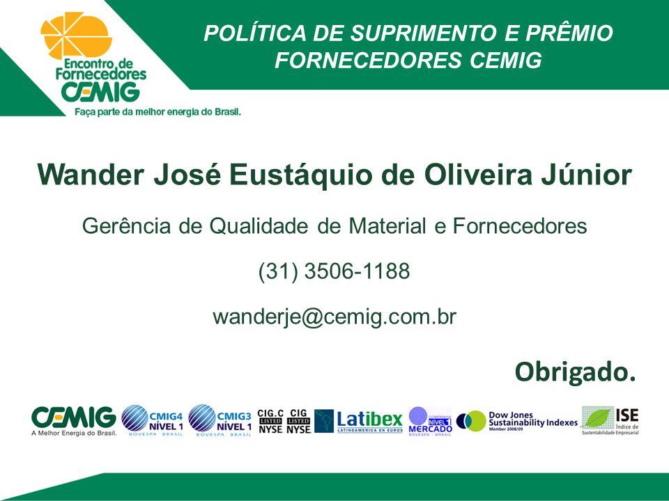Wander José Eustáquio de Oliveira Júnior