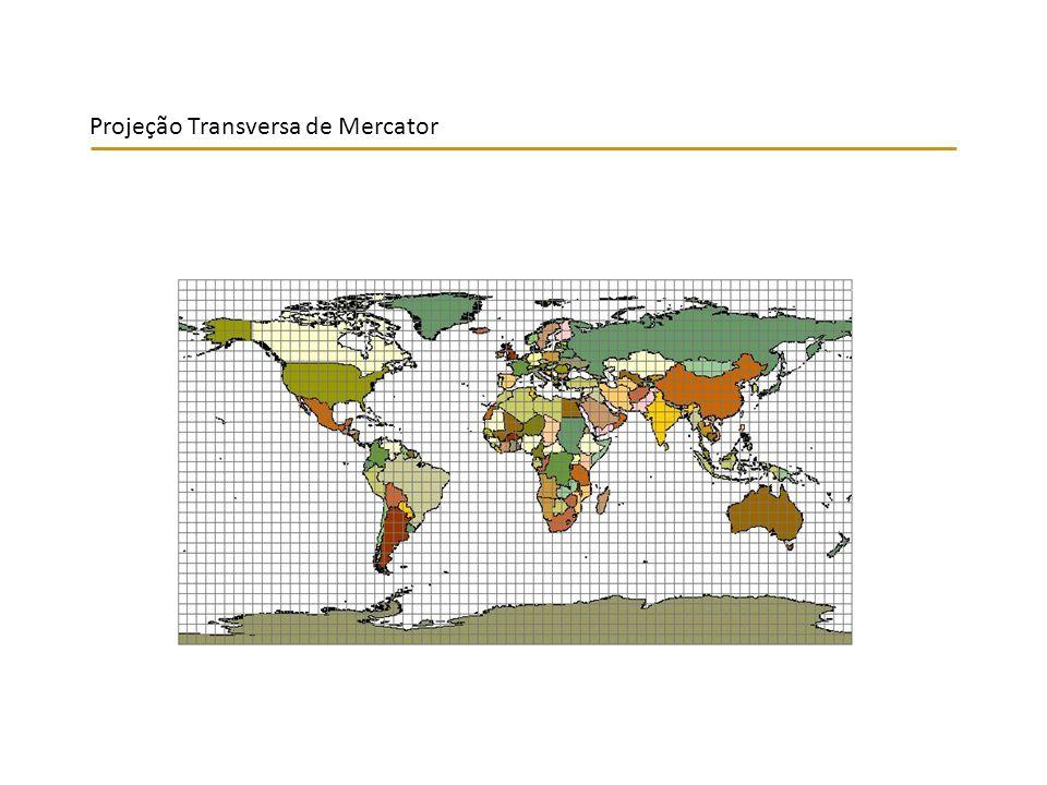 Projeção Transversa de Mercator