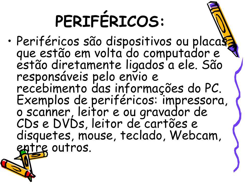 PERIFÉRICOS: