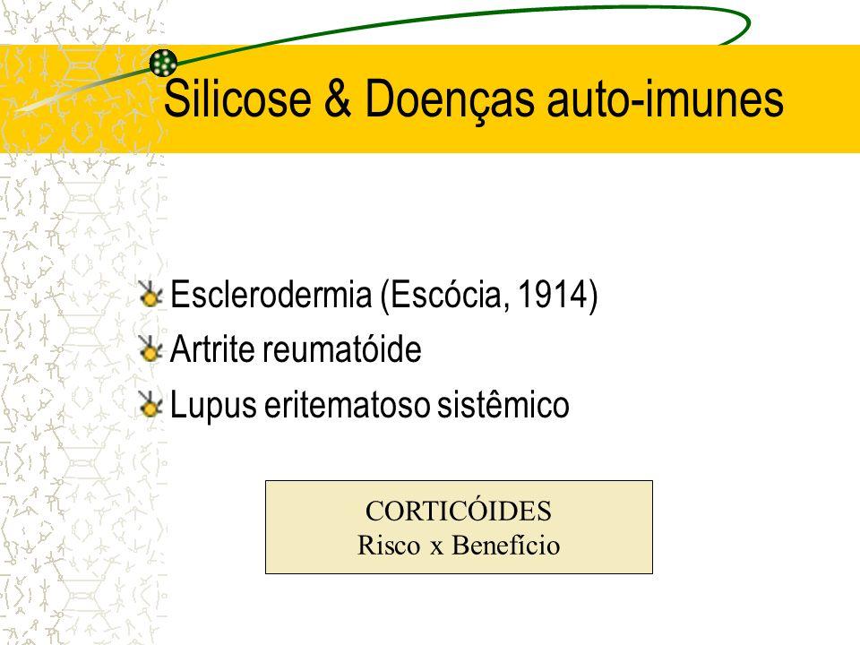 Silicose & Doenças auto-imunes