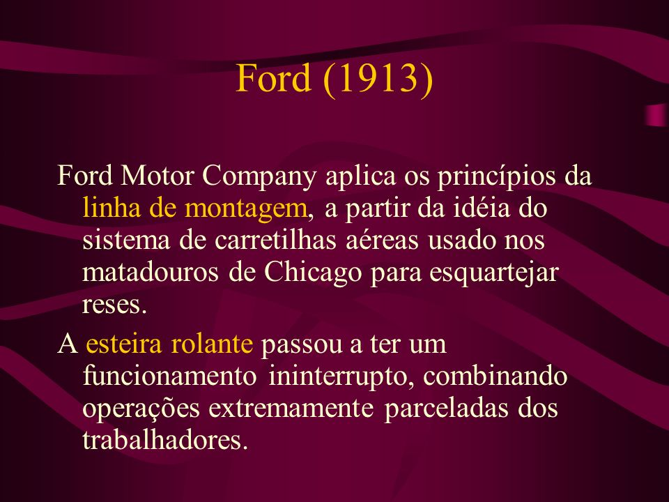 Ford (1913)