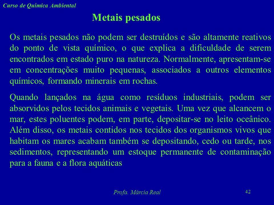 Curso de Química Ambiental