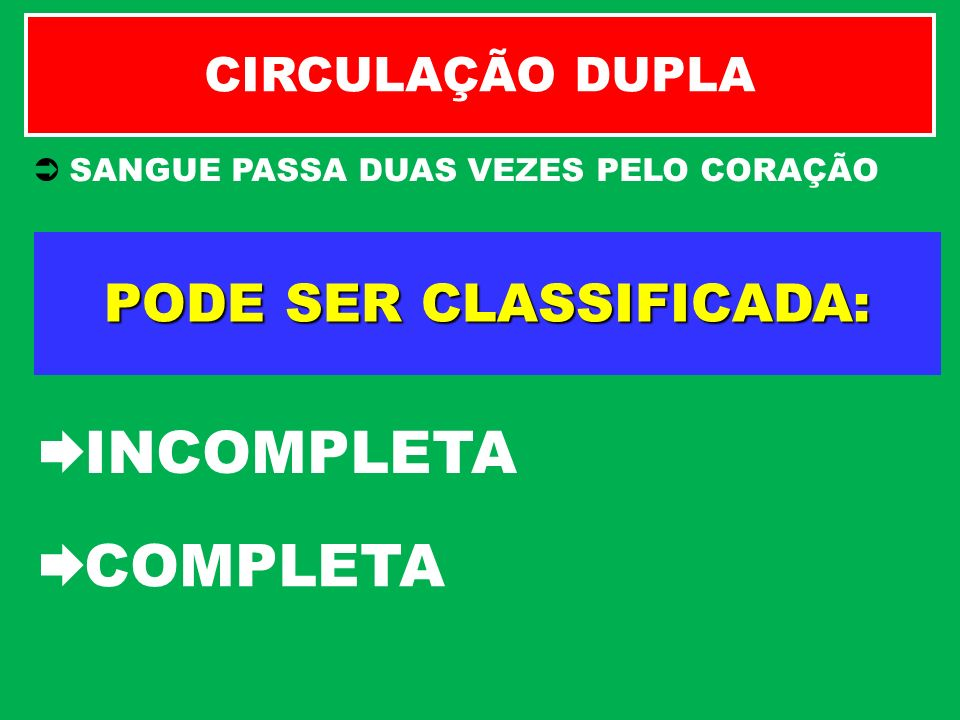 PODE SER CLASSIFICADA: