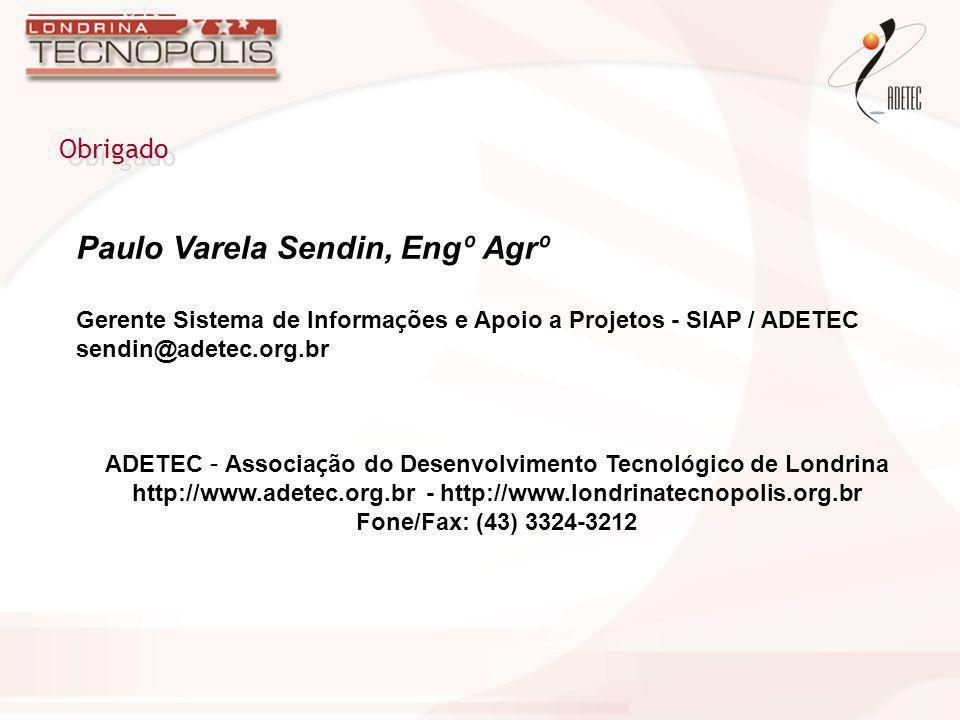 ADETEC – Associação do Desenvolvimento Tecnológico de Londrina