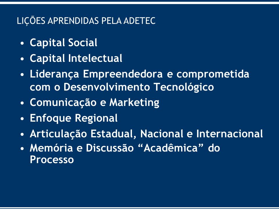Comunicação e Marketing Enfoque Regional