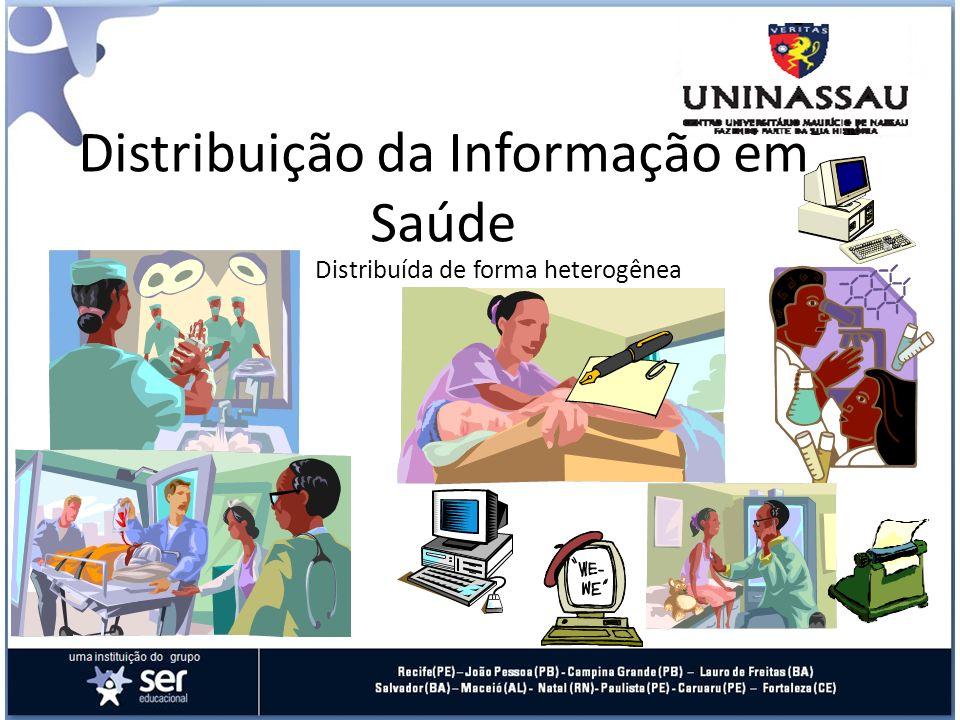 Distribuição da Informação em Saúde