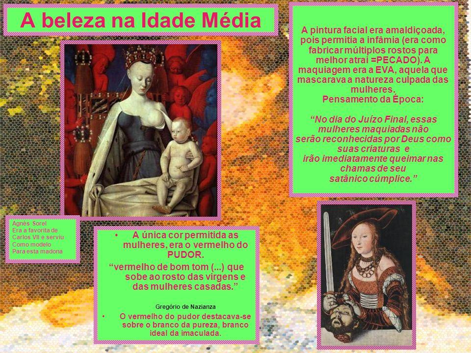 A beleza na Idade Média