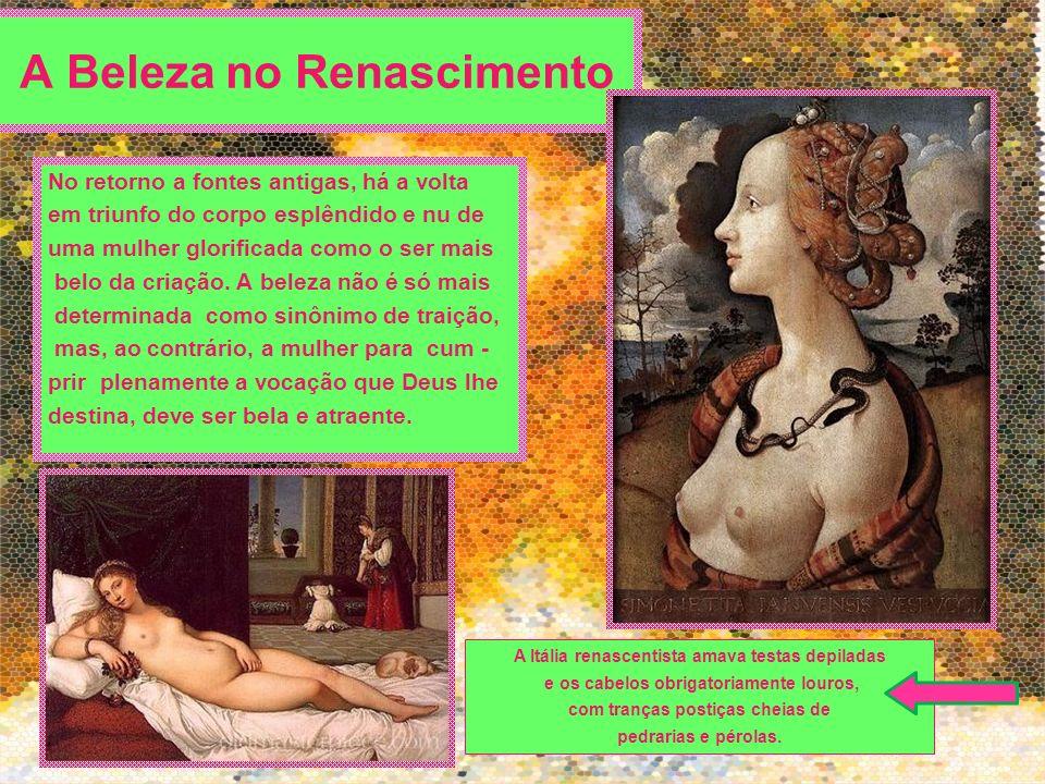 A Beleza no Renascimento