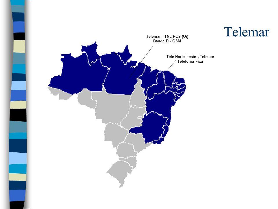 Tele Norte Leste - Telemar