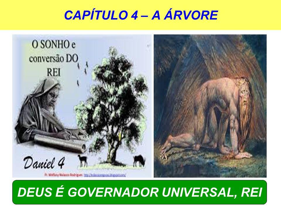 DEUS É GOVERNADOR UNIVERSAL, REI