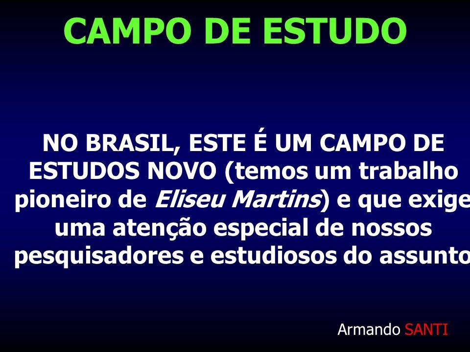 CAMPO DE ESTUDO