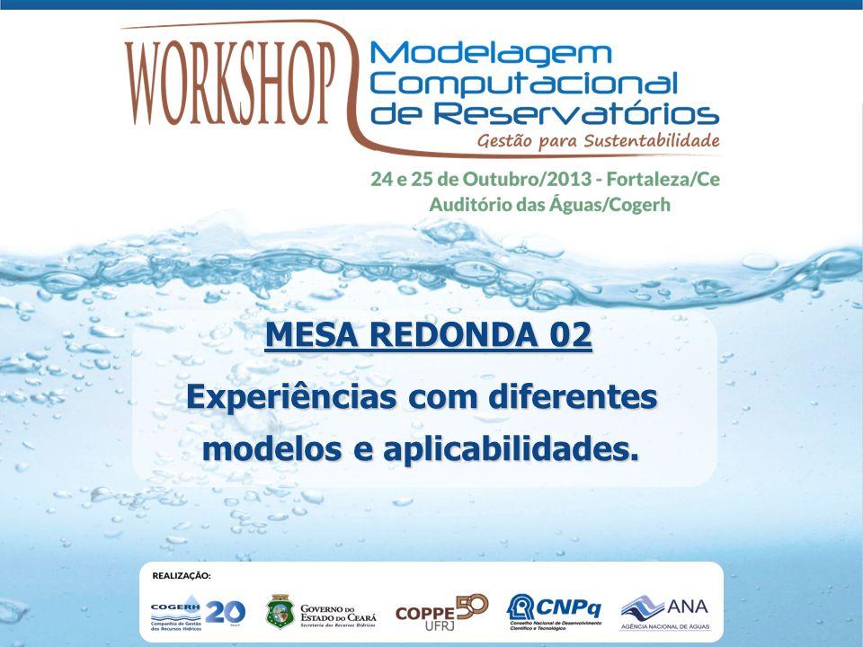 Experiências com diferentes modelos e aplicabilidades.