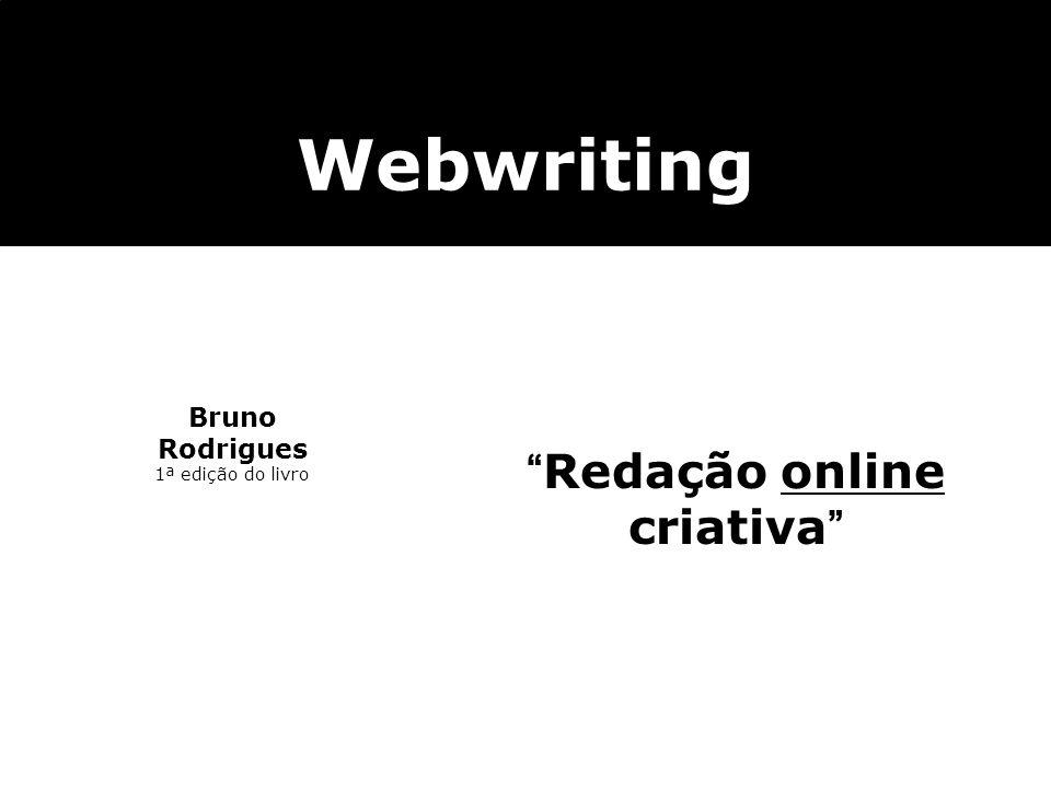 Redação online criativa
