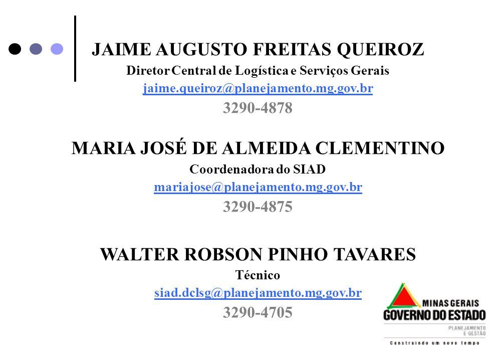 JAIME AUGUSTO FREITAS QUEIROZ