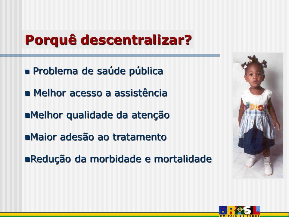 Porquê descentralizar
