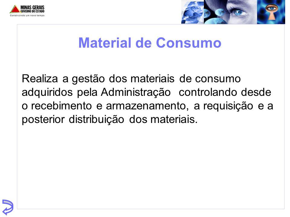 Material de Consumo