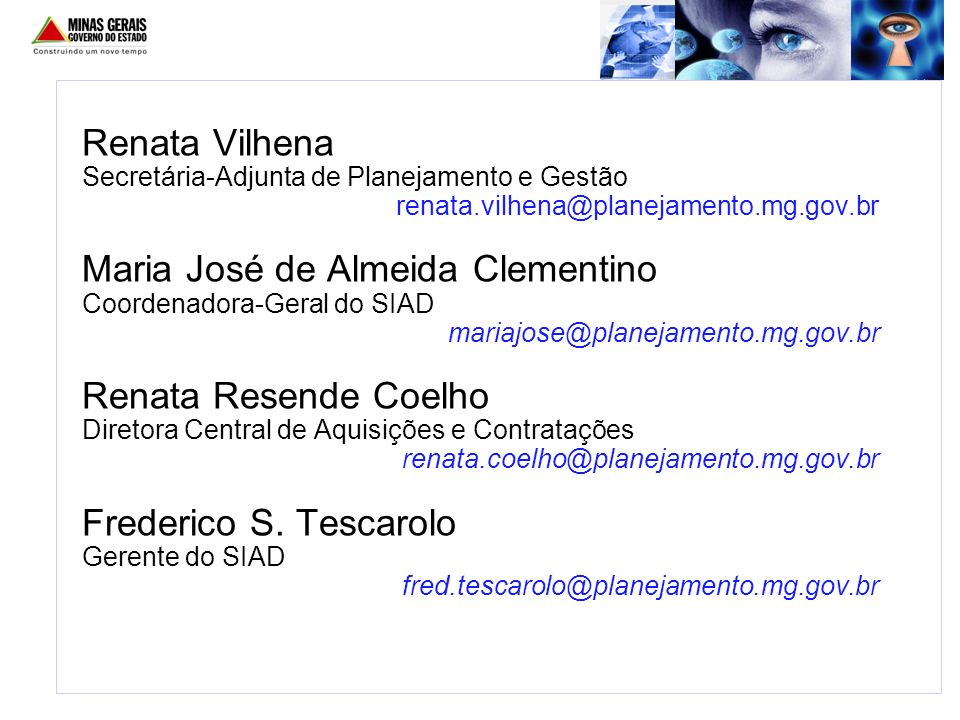 Maria José de Almeida Clementino