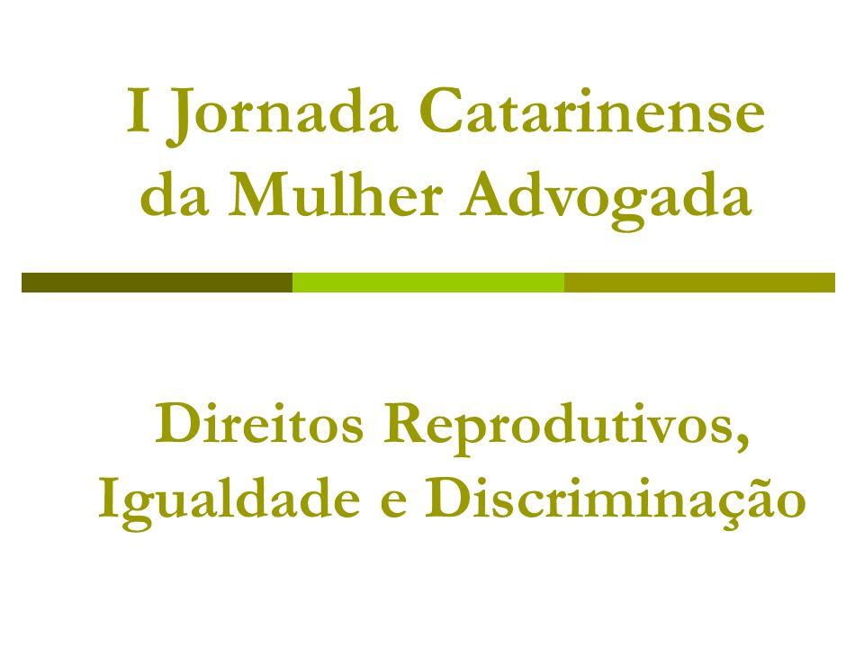 Direitos Reprodutivos, Igualdade e Discriminação