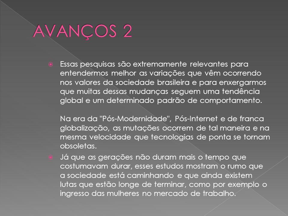 AVANÇOS 2