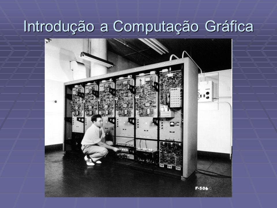 Introdução a Computação Gráfica