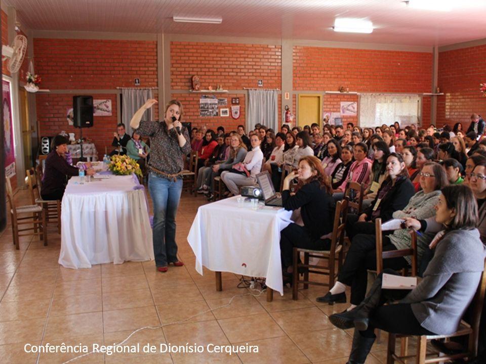 Conferência Regional de Dionísio Cerqueira