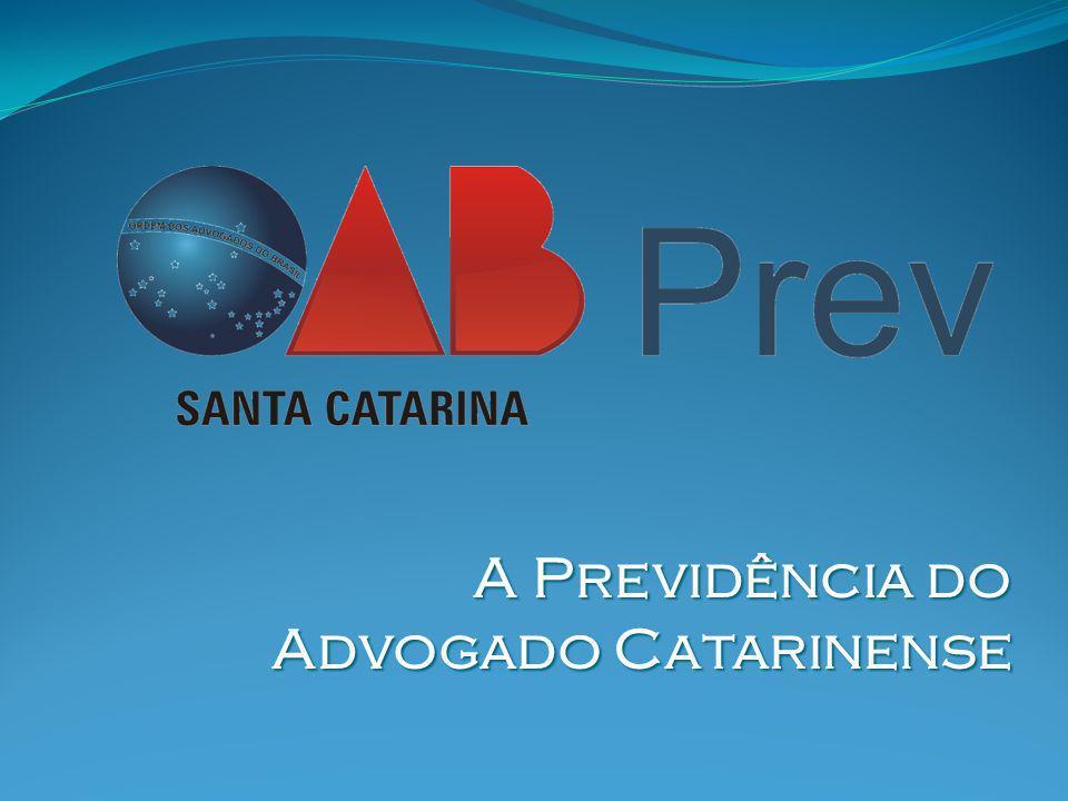 A Previdência do Advogado Catarinense
