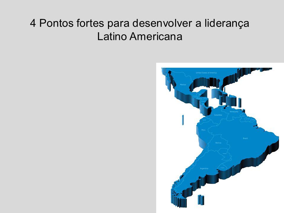 4 Pontos fortes para desenvolver a liderança Latino Americana