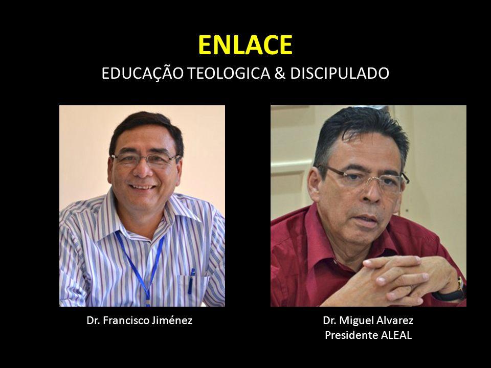 ENLACE EDUCAÇÃO TEOLOGICA & DISCIPULADO
