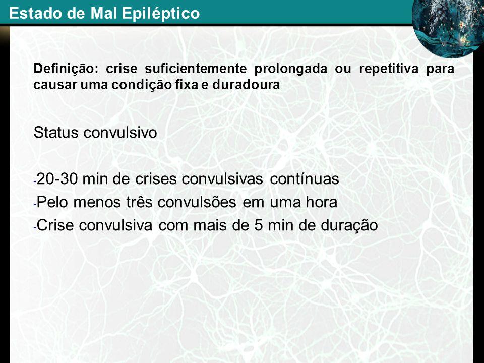 Estado de Mal Epiléptico