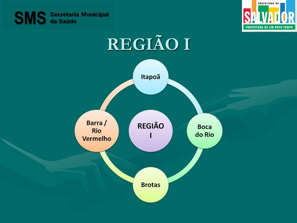 REGIÃO I