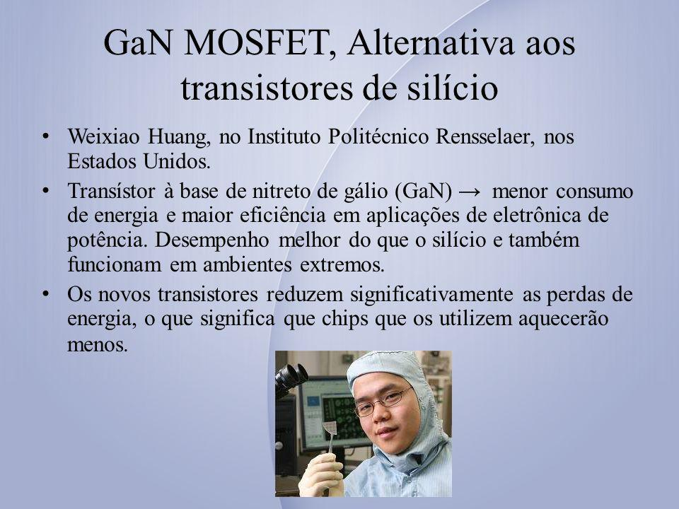 GaN MOSFET, Alternativa aos transistores de silício