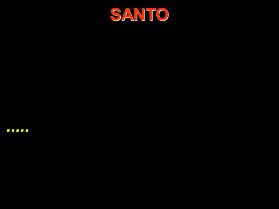 SANTO .....