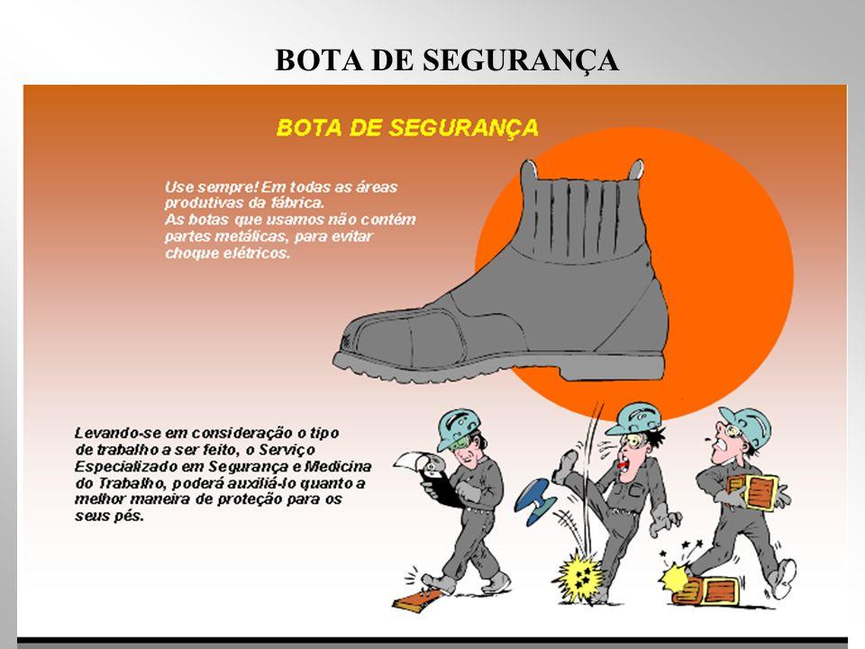 BOTA DE SEGURANÇA