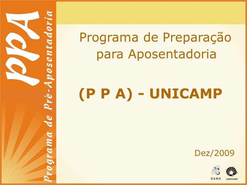 Programa de Preparação para Aposentadoria