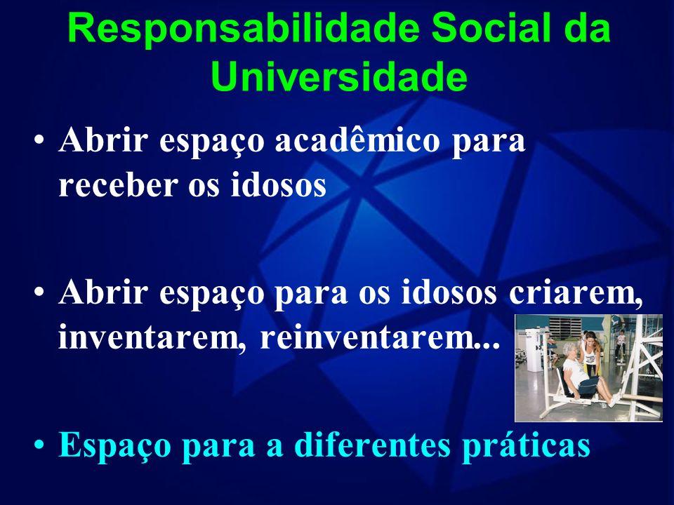 Responsabilidade Social da Universidade
