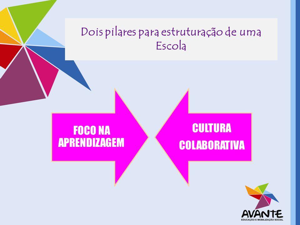 Dois pilares para estruturação de uma Escola